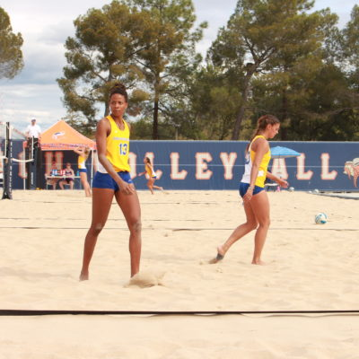 Beach Volleyball The Spear